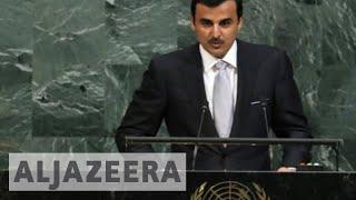 Qatar Emir Sheikh Tamim's UN speech in full - ALJAZEERAENGLISH