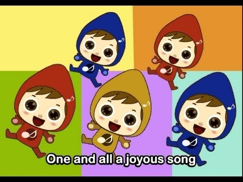 Muffin Songs – Do Re Mi – Music Man (Medley)  İngilizce Tekerlemeler ve İngilizce Çocuk Şarkılar
