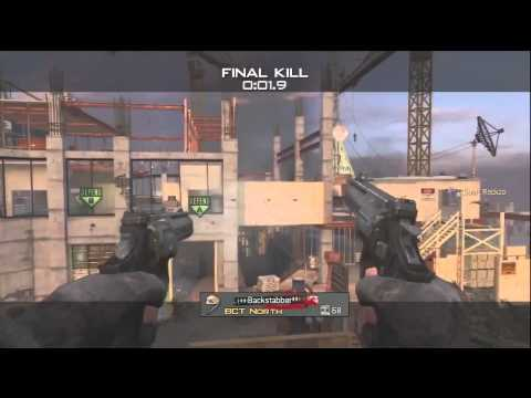 INSANE MW3 Crane Shot!!