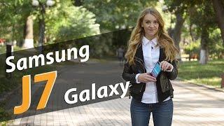 Samsung Galaxy J7: обзор смартфона