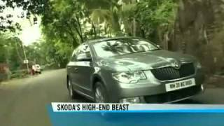 NDTV's take on the new powerful Skoda Superb