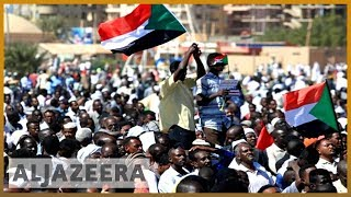 🇸🇩 Sudan protests: Opposition groups divided over demands l Al Jazeera English - ALJAZEERAENGLISH