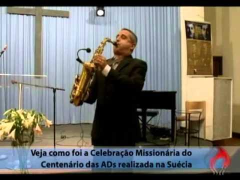 Pastores brasileiros visitam a terra dos Pioneiros das ADs - Suécia