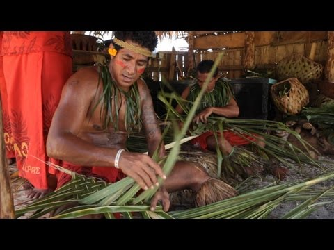 Samoan Culture and Traditional Tattooing 2013 Travel Video Guide