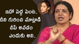 శ్రీరెడ్డి విషయంలో MAA చేసింది తప్పే || Jeevitha on MAA Sri Reddy issue || #SriReddy - IGTELUGU