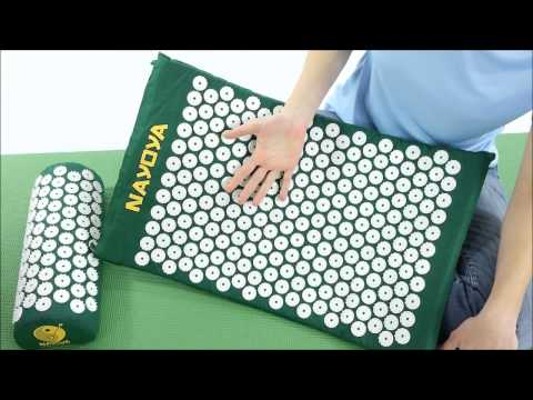 Nayoya Acupressure Back Pain Relief Set Video Review by Doctor Jo
