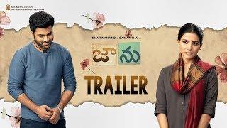 Jaanu Trailer - Sharwanand, Samantha | Premkumar | Dil Raju - DILRAJU