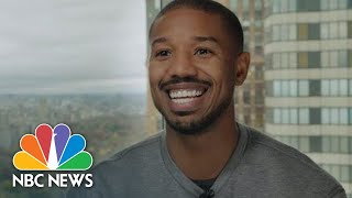Actor Michael B. Jordan: 'It's My Turn' In Hollywood | NBC News - NBCNEWS