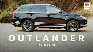 Mitsubishi Outlander PHEV Review - ENGADGET