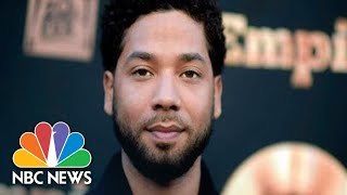 Watch Live: Chicago police briefing on Jussie Smollett arrest - NBCNEWS