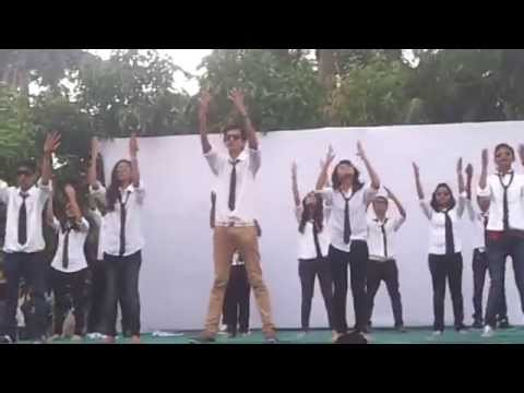COMEDY DANCE-CHAVAT AT SCHOOL LEVEL