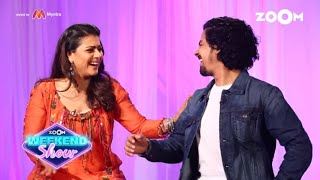 Kajol & Riddhi Sen play a fun game 'Maa toh Maa Hai' | Helicopter Eela | Zoom Weekend Show - ZOOMDEKHO