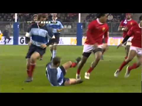 French Barbarians v Tonga 2010 Extended Highlights