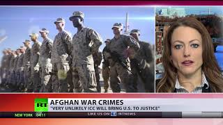 Victims of War Crimes: Afghan citizens submit 1.2mn statements to ICC - RUSSIATODAY