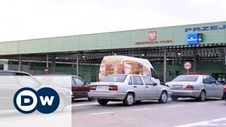 Kaliningrad: visa-free border traffic suspended | Made in Germany - DEUTSCHEWELLEENGLISH