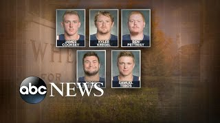 Football players accused in Illinois hazing face felony charges - ABCNEWS