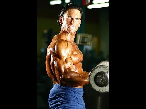 Jeff Willet Biceps Pump Up