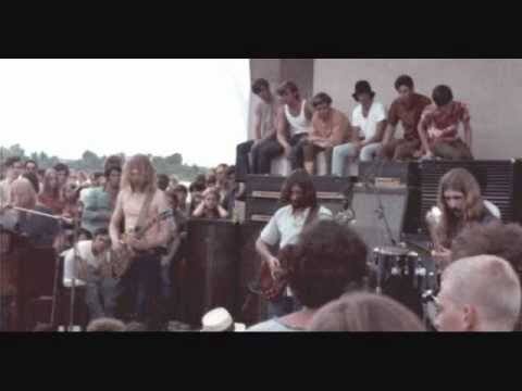 Allman Brothers Band - Mountain Jam - live 7/10/70