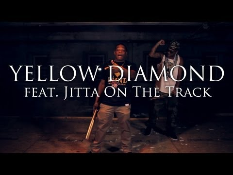 "JayR. Feat. Jitta On The Track ""Yellow Diamond"" Video"