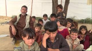 Pakistan's displaced settle in northwest - ALJAZEERAENGLISH