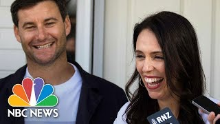 I'm Not The First Woman To Work And Have A Baby,' New Zealand's Prime Minister Says | NBC News - NBCNEWS