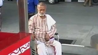 At Chennai airport, wheel-chair bound 70-year-old denied access, even as minister breezes through - NDTV