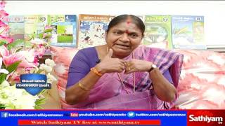 Kelvi Kanaigal – Interview with B. Valarmathi (AIADMK) – Sathiyam TV Show