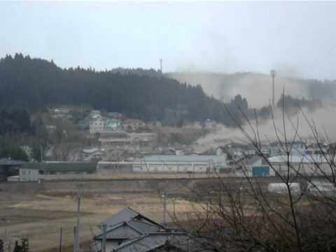 Tsunami en Japón 2011