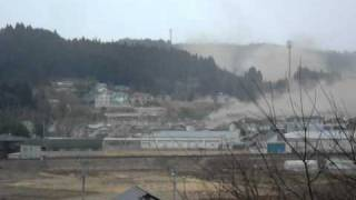 TSUNAMI JAPAN - DRAMATIC CLOSER VIEW Bible Video
