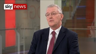 Hilary Benn: 'The plan fails to offer clarity' - SKYNEWS