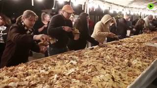 Nacho time! World's largest plate served up in the US - RUSSIATODAY