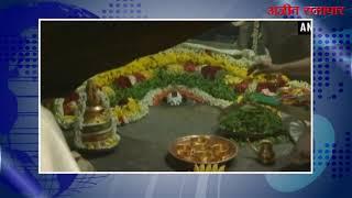 कर्नाटक के भावी सीएम कुमारस्वामी ने की पूजा अर्चना