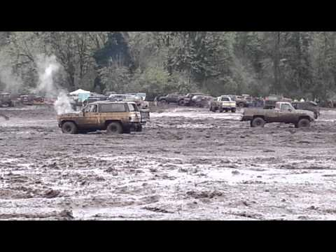 Mudfest 2014 - Sweet Home Oregon