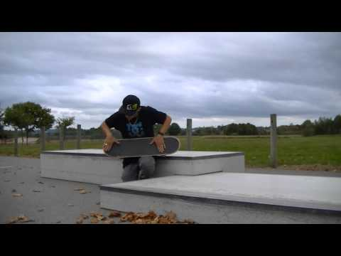 Tuto de Skate { Tricks Tips : Le Nose slide to weeling }