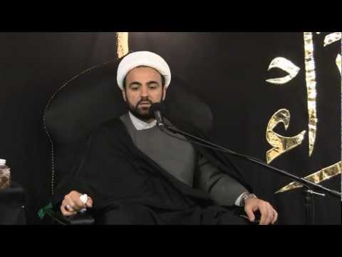 Sheikh Haydar Al Mawla Fatimiye Program First Night