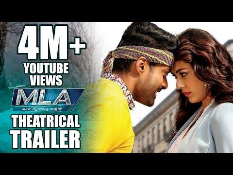 MLA Theatrical Trailer | Nandamuri Kalyan Ram | Kajal Aggarwal | Upendra Madhav