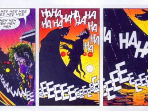 Grant Morrison on The Killing Joke