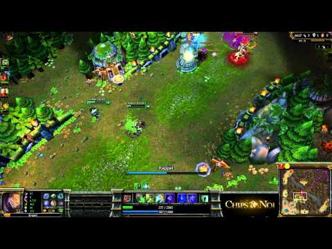 (HD123) Qualifications IEM New York Sypher Vs Millenium - G1- League Of Legends Replay [FR]