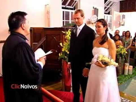 Casamento na Igreja Luterana de Florianópolis