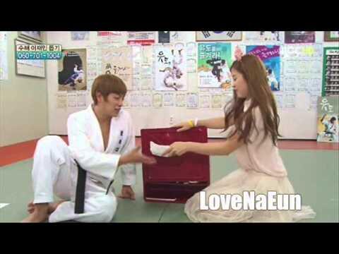 Chorong (APINK) & Doojoon (B2ST) in All My Love