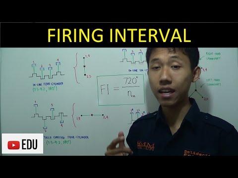 Penjelasan Interval Pengapian pada Motor In-line, Boxer, dan V
