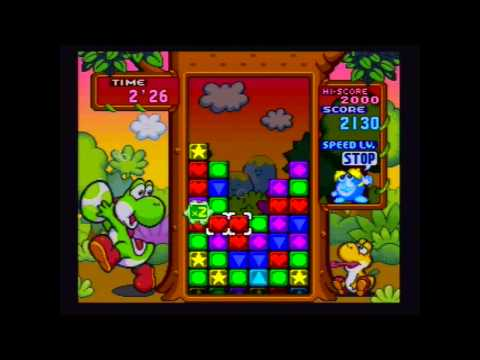 Tetris Attack: Yolo - One life gaming