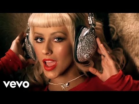 Christina Aguilera - Aintt No Other Man