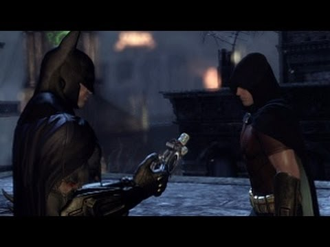 Batman Arkham City - Walkthrough - Part 17 - Robin (Gameplay & Commentary) [360/PS3/PC]