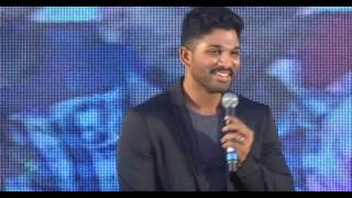 Allu Arjun speech at Traffic Awareness programme - idlebrain.com - IDLEBRAINLIVE