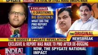 India Debates: 'Spying on team Modi' - NEWSXLIVE
