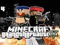 Minecraft Grand Theft Auto Mod 4 - THE START OF GREATNESS (GTA 5)