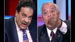 مشادة كلامية بين حمدي بخيت وفريد زهران حول اتهام الداخلية لقتل شيماء الصباغ