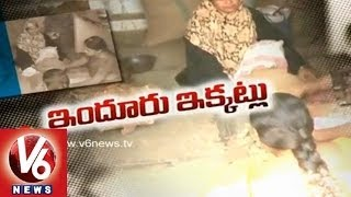 Nizamabad Public Report - Most of the People Migrating to Gulf Countries - V6NEWSTELUGU