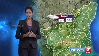 Weather Forecast 11-02-2016 – News7 Tamil Show